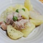 塩麹と鶏肉の肉じゃが 味付けも簡単な作り方のコツ隠し味は?
