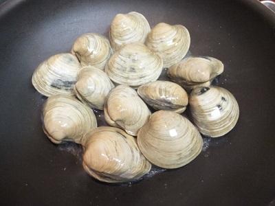 ホンビノス貝の保存方法