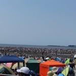 船橋三番瀬海浜公園の潮干狩り駐車場のGW後の混雑状況と潮干狩りバス