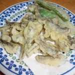 ハゼの捌き方と簡単料理!小さい釣りハゼは骨ごと天ぷらとから揚げ
