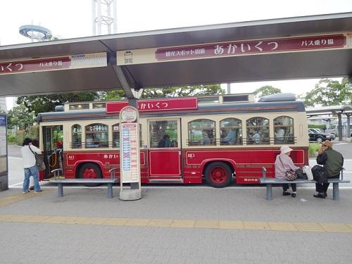 横浜みなとみらいバス路線