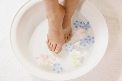足の冷えに効果的な方法