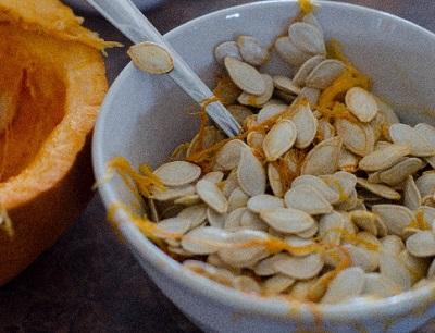 パンプキンシードの栄養と効果