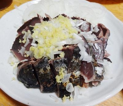 カツオのたたきの簡単レシピ
