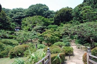 横浜三渓園へのアクセス方法