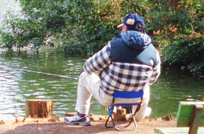 釣り餌の付け方