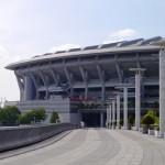 日産スタジアムの最寄り駅は小机?新横浜駅から徒歩で何分?宿泊するなら