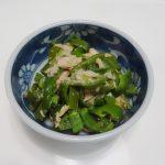 無限ピーマンツナと鶏ガラで簡単な作り方!お弁当用に冷凍する方法