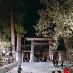 伊勢神宮の初詣の参拝客や駐車場の混雑具合!早朝に子連れで行った感想