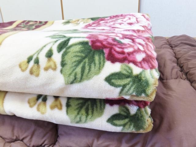 毛布を家で洗う方法