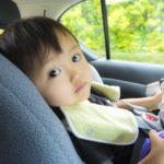 車のシートに子供が嘔吐したときの掃除の仕方!シミや臭い消し方